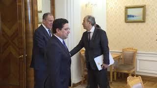 С.Лавров и Н.Бурита