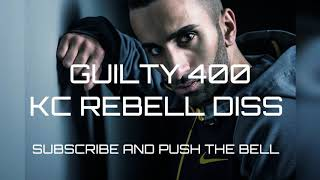 PA Sports  Guilty 400 (KC Rebell Diss) Type Beat  Hard Aggressive Rap Instrumental