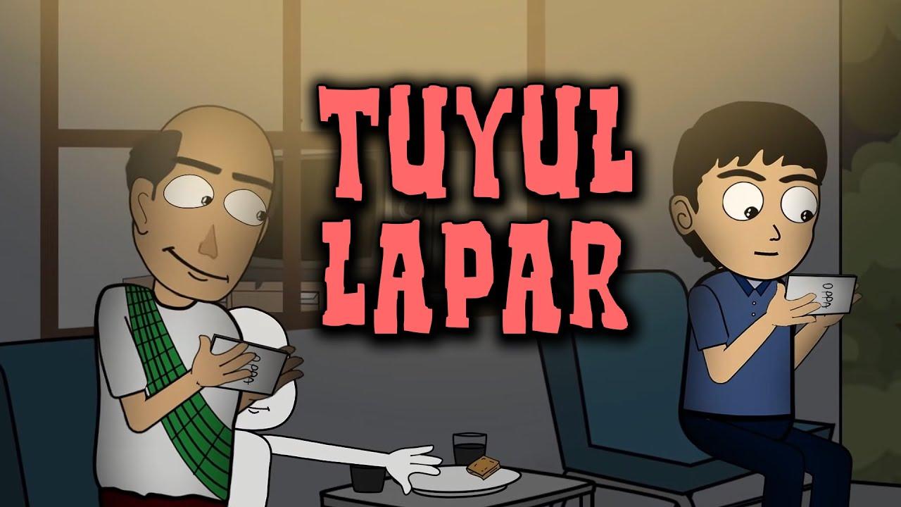 Tuyul Lapar Animasi Horor Kartun Lucu