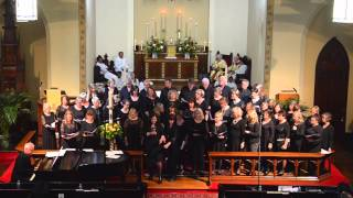 Medley of Gospel Songs by Andraé Crouch. Oslo YMCA Community Choir