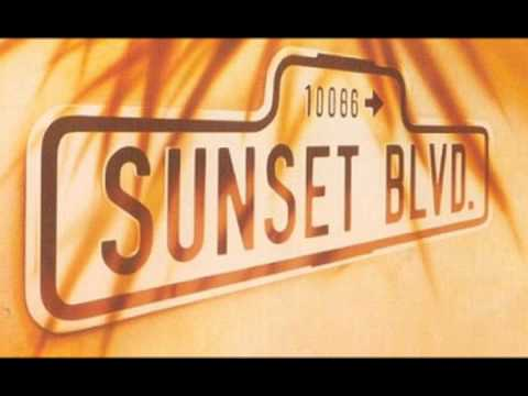 Instrumental - Sunset Boulevard - With one look