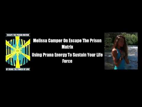 Melissa Camper On Escape The Prison Matrix -  Using Prana Energy To Sustain Your Life Force