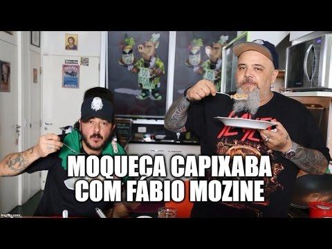 Moqueca Capixaba Com Fábio Mozine | Panelaço Com João Gordo