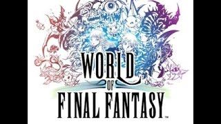 World Of Final Fantasy (Dungeon Demo Gameplay)