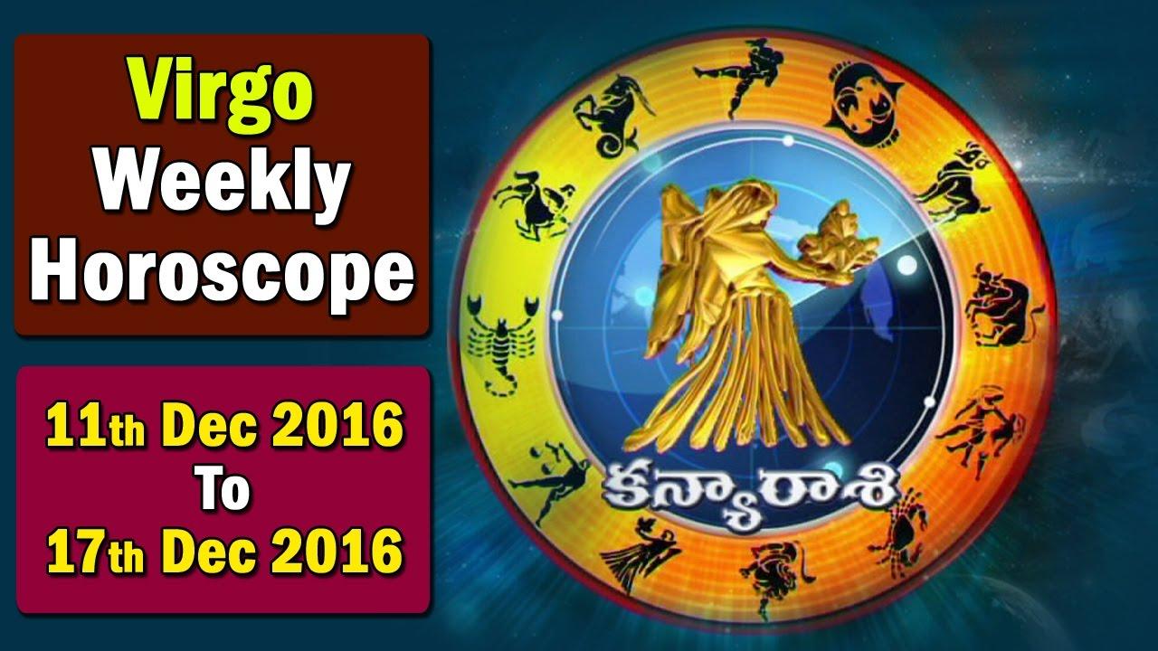 virgo horoscope 11 december