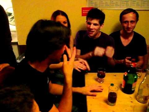 Erasmus kitchen party in Hohenheim