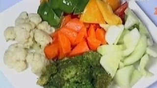 Easy Marinated Vegetables - Nikhil Rastogi - Rasm-e-rasoi