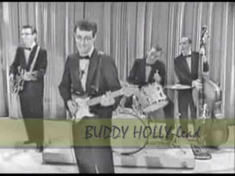 Buddy Holly-Crying Waiting Hoping