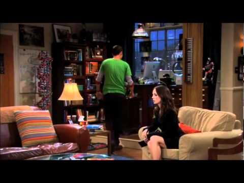 Sheldon habla con el F B I  español castellano