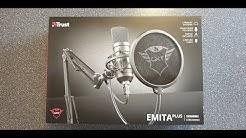 Trust GXT 252 Emita Plus Streaming USB Mikrofon