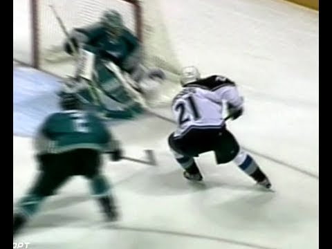 Colorado Avalanche - San Jose Sharks 2004