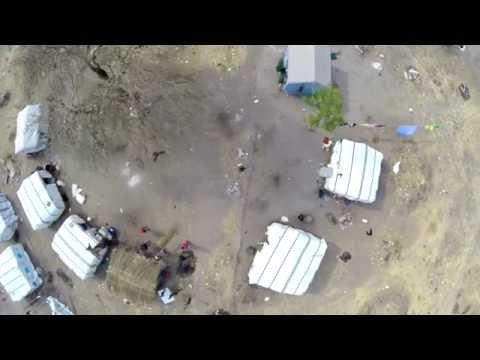 Mingkaman Internally Displaced Persons (IDP) Camp, South Sudan.