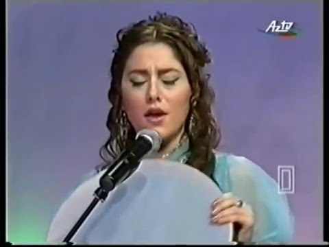 Azerbaijan traditional music, Rəvanə Ərəbova - Bayati Shiraz