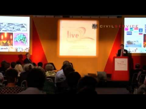 Civil Service Live Day 2 - UK Economic Developments