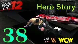 WWE 12 Road to Wrestlemania #038 [HD] - Tag Team Match | Lets Play WWE 12