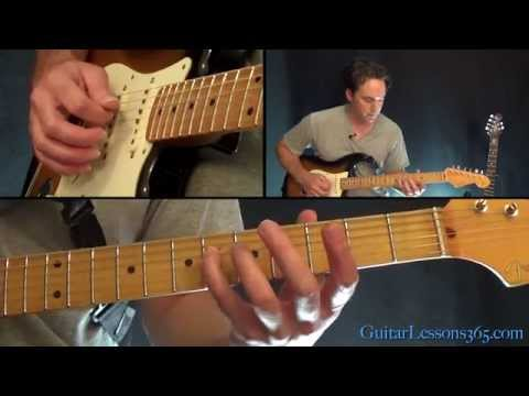Interstate Love Song Guitar Lesson - Stone Temple Pilots