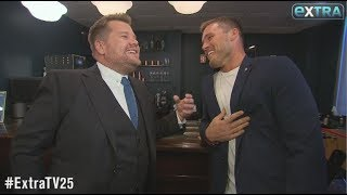 'Bachelor' Colton Underwood's Hilarious Off-the-Rails Interview with James Corden