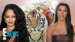 """Rihanna's New Music, """"Tiger King""""-Themed Party & More 