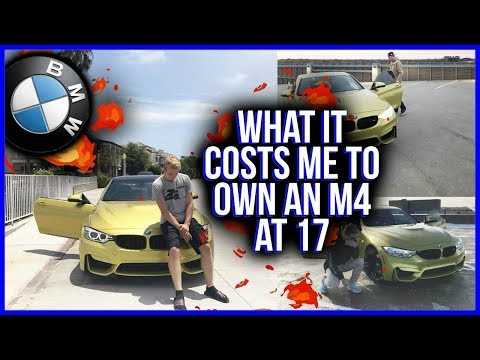 What It Costs Me To Own An M4 At 17