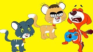 Rat-A-Tat |'Two Little Mice Kittens Plus ★★★ More Compilations'| Chotoonz Kids Funny Cartoon Videos