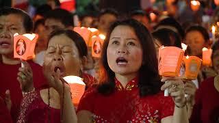 """Đêm canh thức: """"Cùng Mẹ La Vang đến với Lòng Thương Xót Chúa"""" lúc 19giờ00 ngày 14/8/2017"""