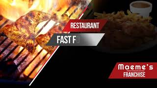 Maemes franchising Eat Healthy Live healthy