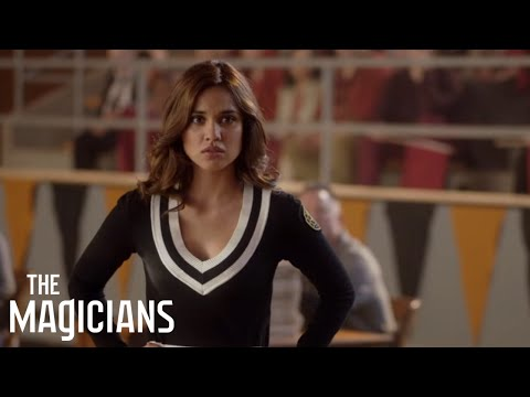 THE MAGICIANS  'Game On'  SYFY
