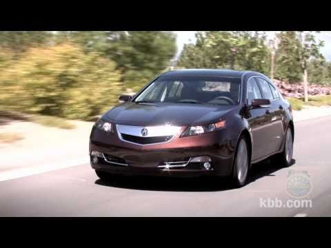 2012 Acura TL Review - Kelley Blue Book