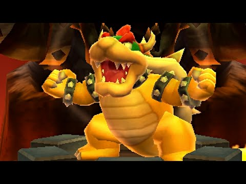 Mario Party Island Tour - Party Mode: Part 7 - Bowser's Peculiar Peak!