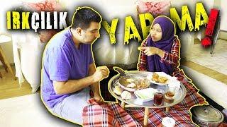 TÜRK EŞİME AFRİKA KAHVALTISI HAZIRLADIM !!! (İLK KEZ DOYDUM)