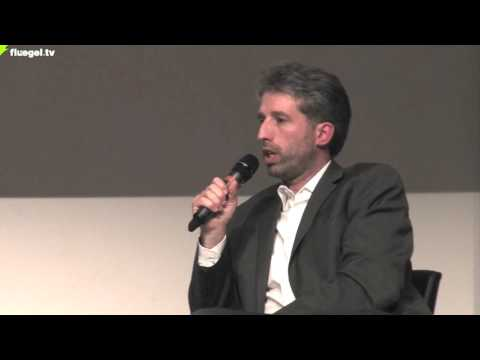 Podiumsgespräch: E. Reuter, B. Palmer, W. Backes, 18.11.2015, Thema: S21 und Bürgerbeteiligung