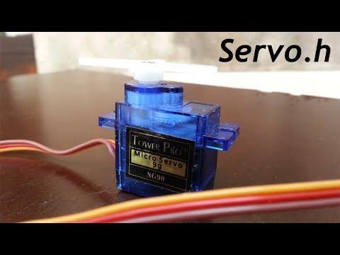 Como Usar Servos Con Arduino