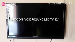 VIDEOCON HD LED TV 32 39 39