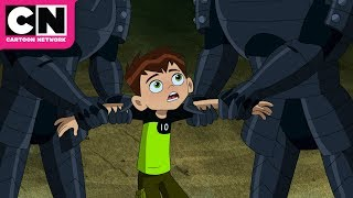 Trapped in Greece | Ben 10 | Cartoon Network