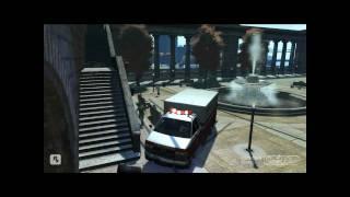 GTA 4 Stunts and Fun 4 HD