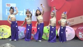Atha Matha - Kindertanzgruppe Sigithi