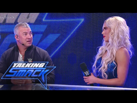 Does Lana deserve a SmackDown Women's Title Match?: WWE Talking Smack, June 6, 2017 (WWE Network)