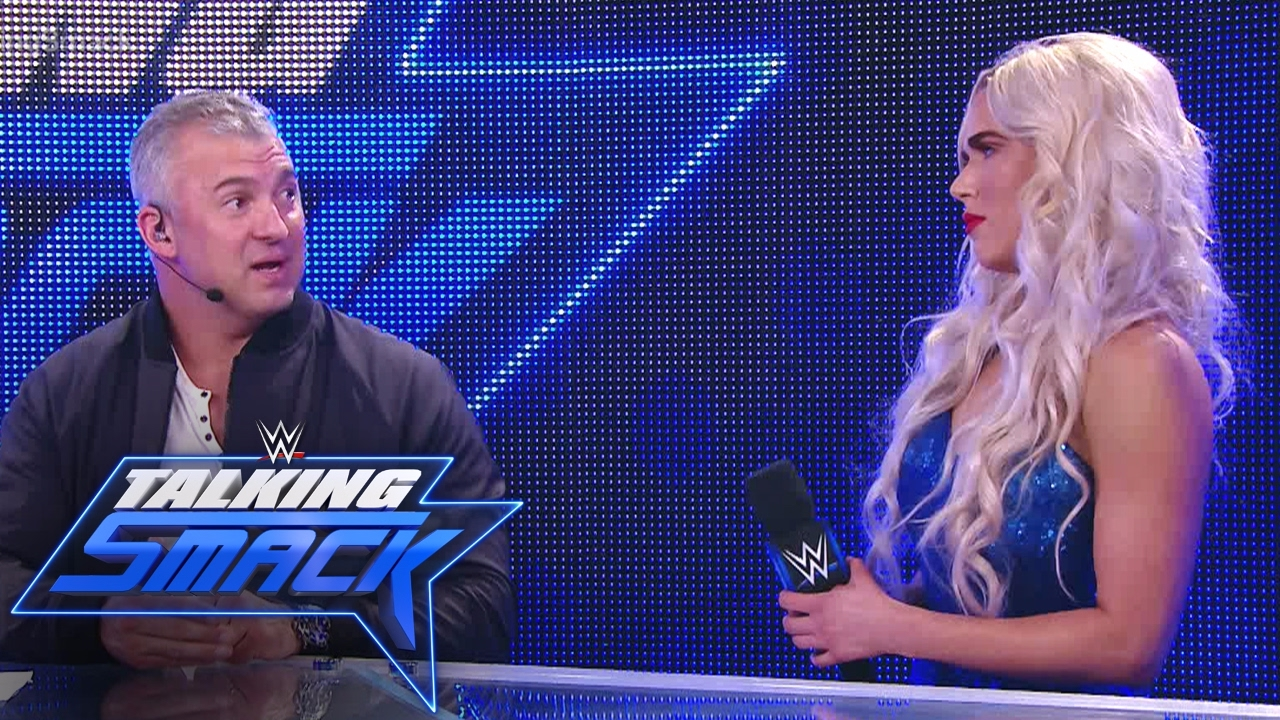 Download Does Lana deserve a SmackDown Women's Title Match?: WWE Talking Smack, June 6, 2017 (WWE Network)