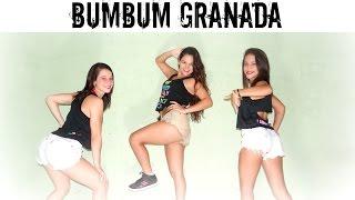 Mcs Zaac e Jerry - Bumbum Granada (Coreografia Camila Carmona)