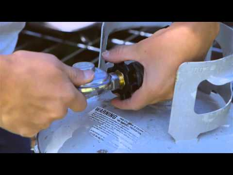 HOW TO CONNECT YOUR PROPANE TANK   AMERIGAS PROPANE EXCHANGE from YouTube · Duration:  1 minutes 6 seconds