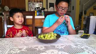 Cotton Candy Grapes by the Grapery