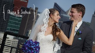 Baixar Joshua & Alaina Larson Cinematic Pittsburgh Wedding Video