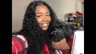 UNICE Brazilian Curly Hair Review