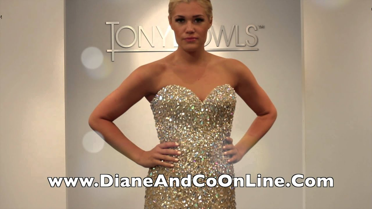 f0b93763cdb5 PROM 2013 TONY BOWLS and DIANE AND COMPANY (CAST FROM JERSEY COUTURE ...