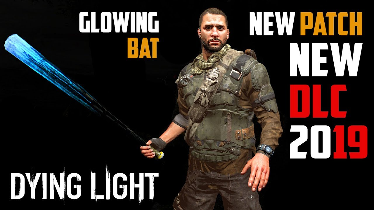 Dying Light New Update - New Glowing Weapon | DLC BUNDLE & NEW COMMUNITY EVENT | 2019 thumbnail