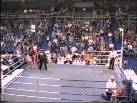 Nick Lantouris vs Kevin Murray - Geelong 2/03/2001