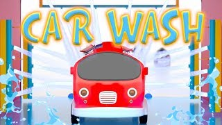 Learning Colors | Street Vehicle Names and Sounds for Kids by Little Treehouse