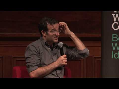 Invasion of the Pod People: Radiolab, Risk and Genius: Jad Abumrad and Andrew Denton