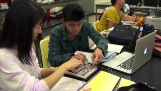 Leeward Community College science program PSA
