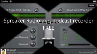 Spreaker Radio and podcast recorder VS. Hindi Songs + Bollywood Music Radio